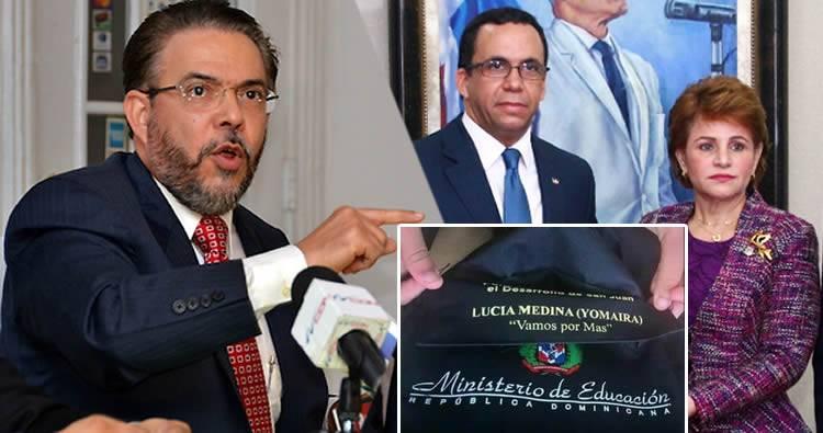 Guillermo Moreno le pide a Navarro explicar MochilasGate