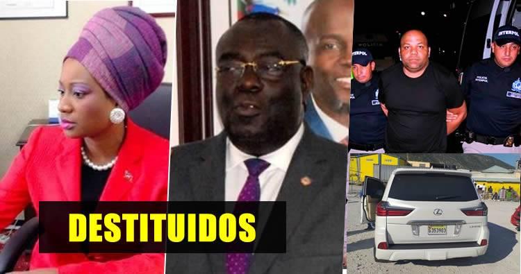 Destituyen a 2 diplomáticos haitianos acreditados en RD | caso César 'El Abusador