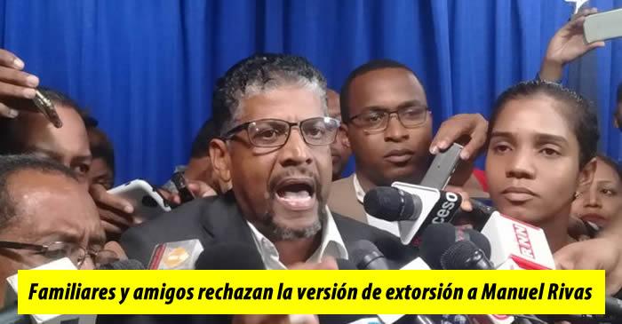 Familiares y amigos rechazan la versión de extorsión al director de la Omsa Manuel Rivas