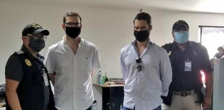 Hijos de Ricardo Martinelli acusados de lavado de activos en EEUU por caso Odebrecht