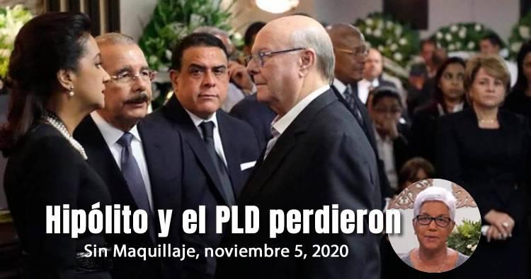 Video: Altagracia Salazar: «Hipólito y el PLD perdieron»
