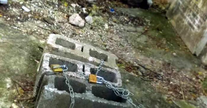 Video: Hallan hombre con atado con cuatro bloques e impactos de balas en río Higüamo