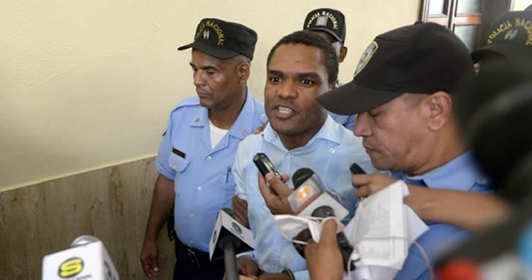 Hospitalizan a Donni Santana acusado de violar a hijastra