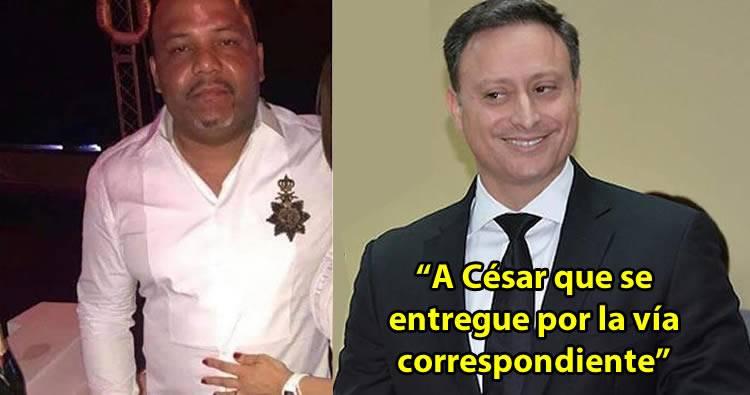 Historial delictivo de César 'El Abusador' o César Emilio Peralta