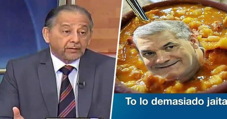 Video: Huchi Lora explica el gasto excesivo de Gonzalo Castillo