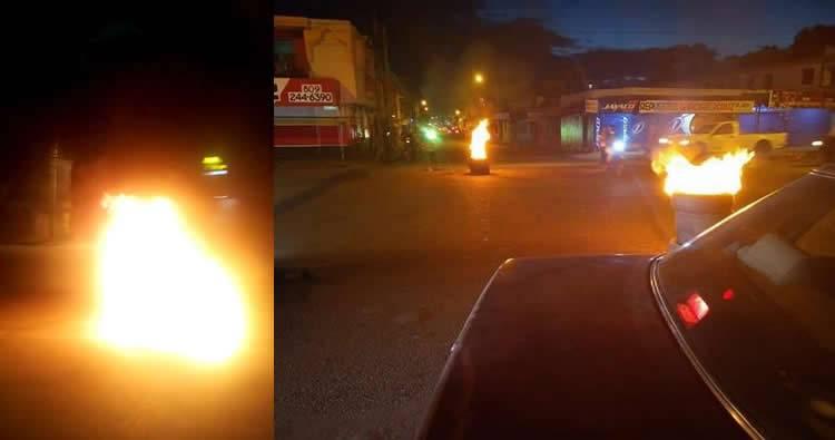 Huelga de 24 horas en 14 provincias del Cibao