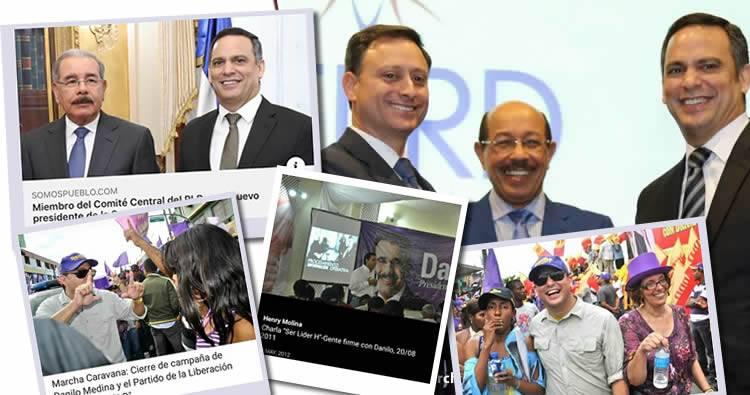 Imagenes de Luis Henry Molina nuevo presidente Suprema Corte de Justicia  inundan las redes