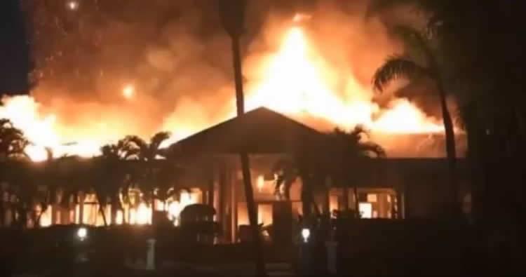 Video: Incendio en Hotel Meliá Caribe Tropical de Bávaro