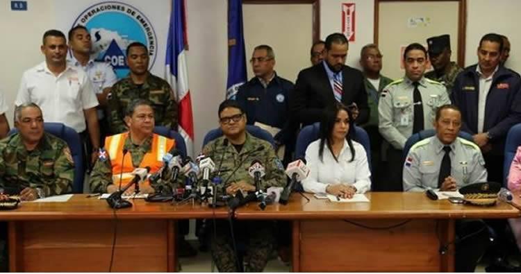 Informe COE: 33 fallecidos durante asueto de Semana Santa