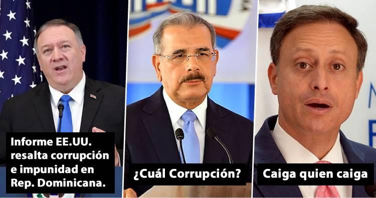 Informe EE.UU. resalta corrupción e impunidad en RD; Citan sobornos Punta Catalina