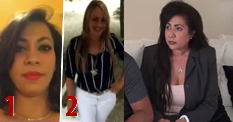 """Interrogan dos mujeres (una de ellas """"la domestica"""" de Marlin Martínez) Caso Emely Peguero"""