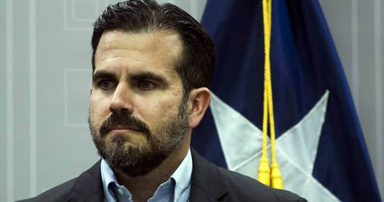 Investigarán al exgobernador de Puerto Rico Ricardo Rosselló por el «chat»