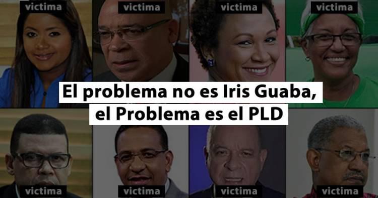 Video: Altagracia Salazar: 'El problema no es Iris Guaba, El problema es el PLD'
