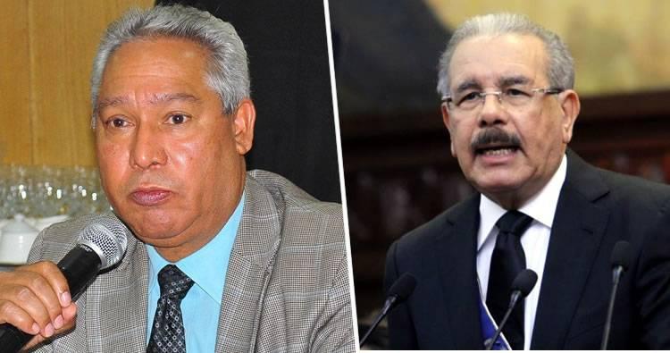 Danilo destituye a ministro de Economía, quien se opuso a reelección y a unificación de elecciones
