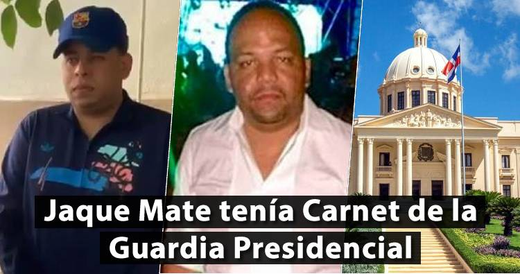 'Jaque Mate' de la red de César «El Abusador» usaba carnet de La Guardia Presidencial