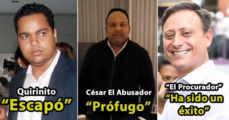 'César El Abusador' continúa prófugo, Jean Alain Rodríguez califica de exitosa desmantelación de red