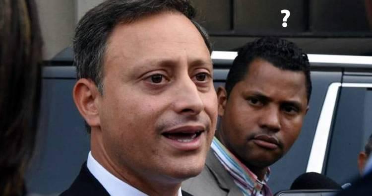 Jean Alain Rodríguez dice quienes piden su renuncia encubren corruptos y tienen miedo'