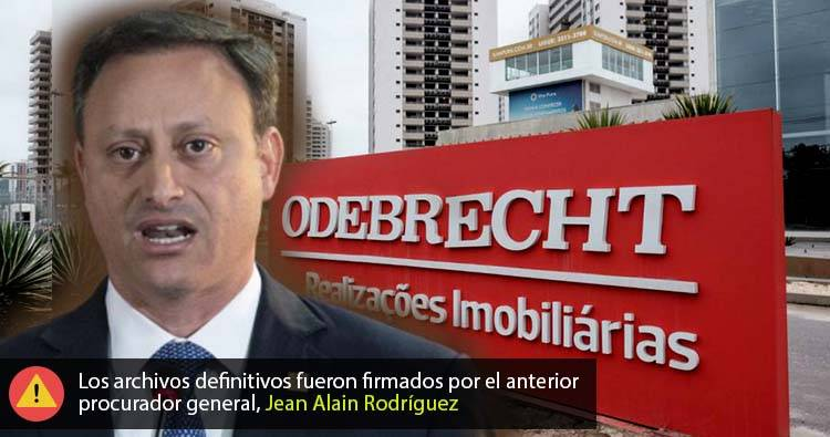 Fiscal que archivó expediente caso Odebrecht podría recibir sanción