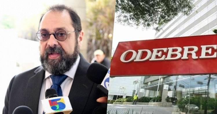 Caso Odebrecht: Guzmán Ibarra dice tiene que confirmar con sus contables el monto del pago recibido