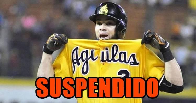 Lidom suspende a Juan Carlos Pérez por 10 partidos