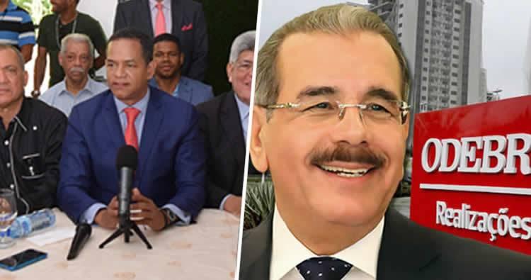 Julio César Valentín anuncia acto en respaldo a Danilo Medina