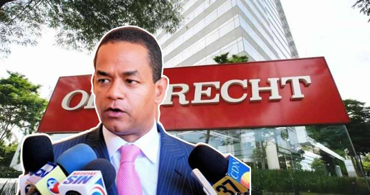 Filtración de información de $ 39.5 millones en sobornos podría afectar 'la suerte' de Julio Cesar Valentin