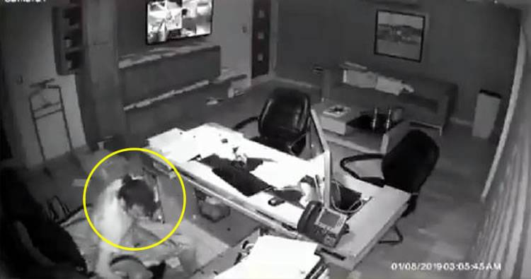 Detienen a hombre acusado de robar en la oficina del abogado Félix Portes