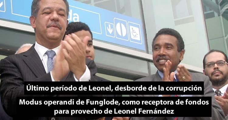 Leonel Fernández no es multimillonario, pero sí su ONG Funglode