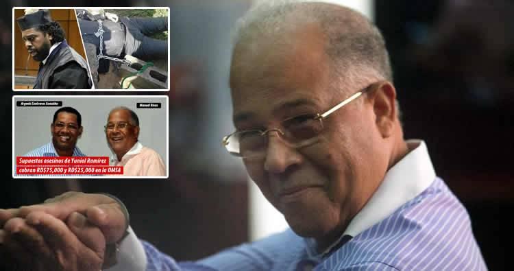 Liberan a Manuel Rivas, exdirector de la OMSA vinculado a muerte de abogado Yuniol Ramírez