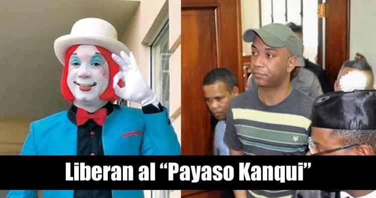 Liberan al «Payaso Kanqui»
