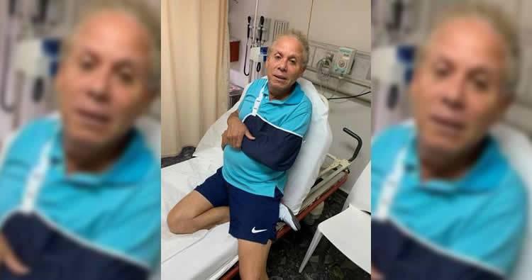 Ángel Rondón esta de licencia; vuelven a suspender caso Odebrecht