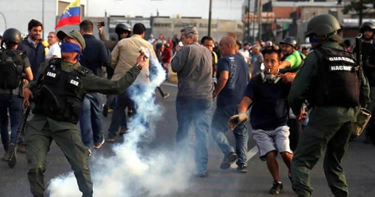 Fracasa golpe de Estado contra Nicolás Maduro [Venezuela]