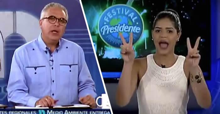 Por qué los urbanos no abrieron el Festival Presidente, Cavada lo explica