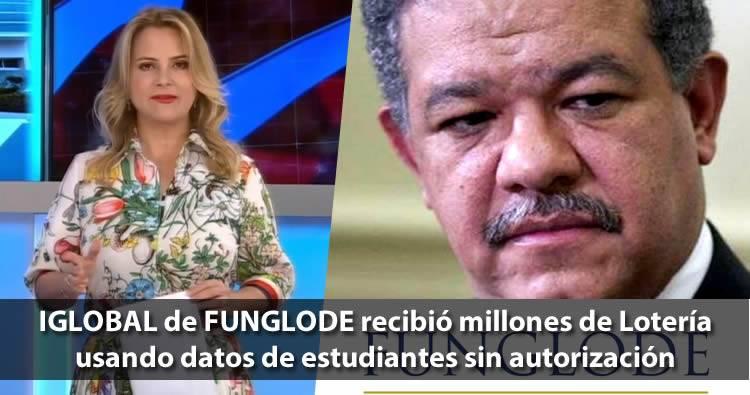 Video: IGLOBAL de FUNGLODE recibió millones de Lotería usando datos de estudiantes sin autorización