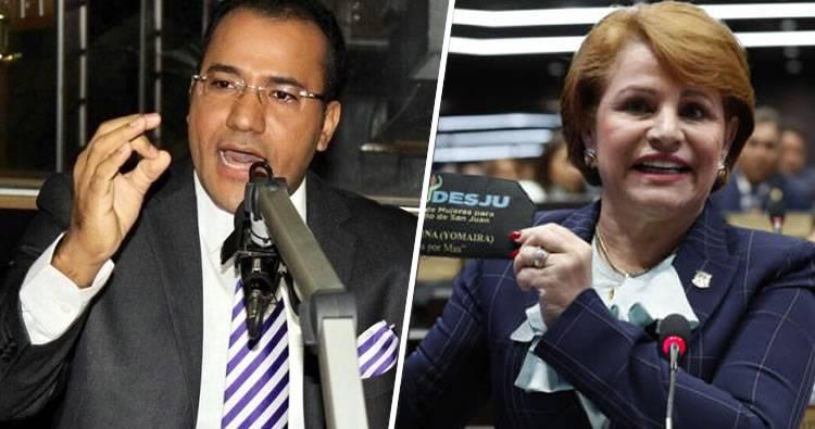Salvador Holguín se queja que la prensa no lo ha apoyado en caso de Lucía Medina