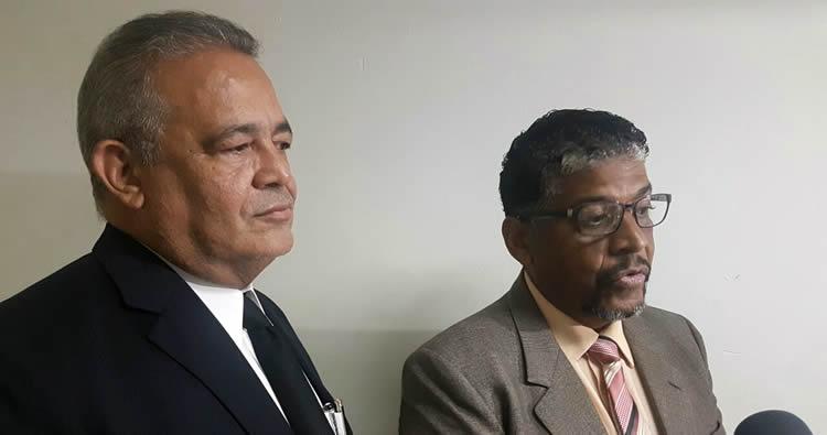 Jueza Marcia Raquel manda a cepillarse los dientes a los abogados de la familia Yuniol Ramírez