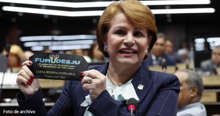 Lucia Medina: 'No podemos estar asaltando a un país con impuestos' que no puede asumir