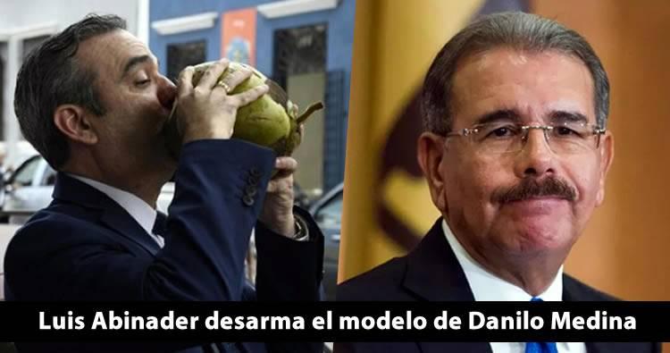En 60 días Luis Abinader desarma el modelo de Danilo Medina