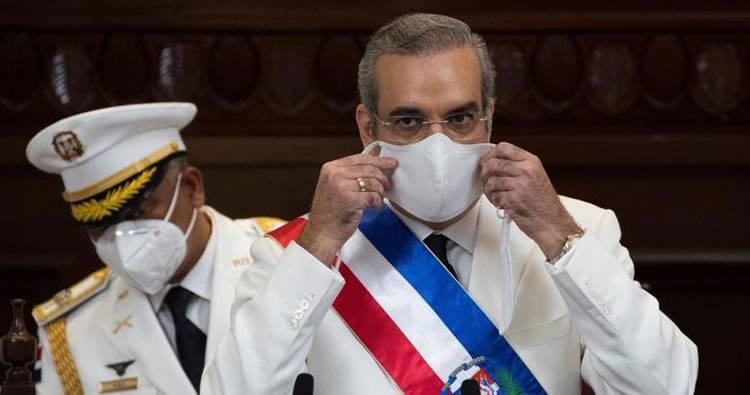 Luis Abinader elimina Despacho de la Primera Dama