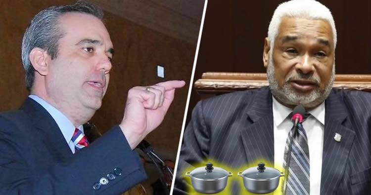 Abinader pide a Radhamés Camacho que explique su elevada 'fortuna'