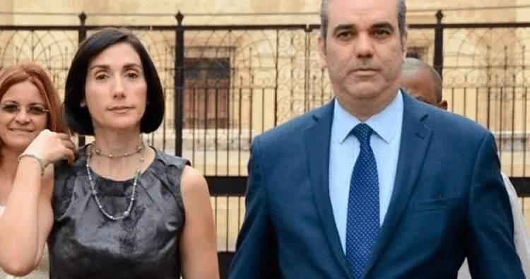 Luis Abinader y su esposa dan positivos al COVID-19