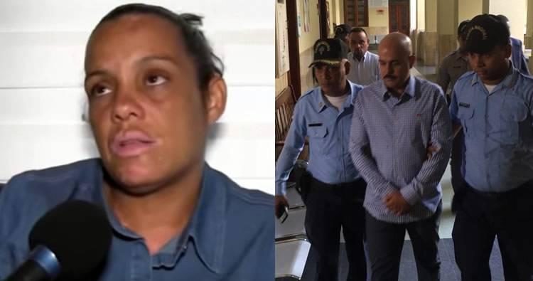 Madre de menor dijo que su hija no debió denunciar al general y 'llora' por prisión dictada al oficial