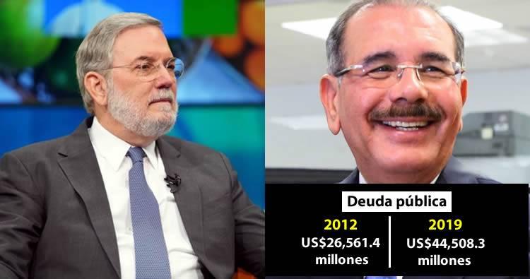 Rodríguez Marchena: «Danilo entregará un mejor país que el que recibió en 2012»