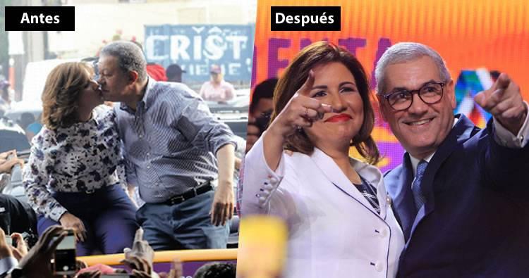 Margarita Cedeño de Fernández afirma Leonel se disgustó tras su apoyo a Gonzalo