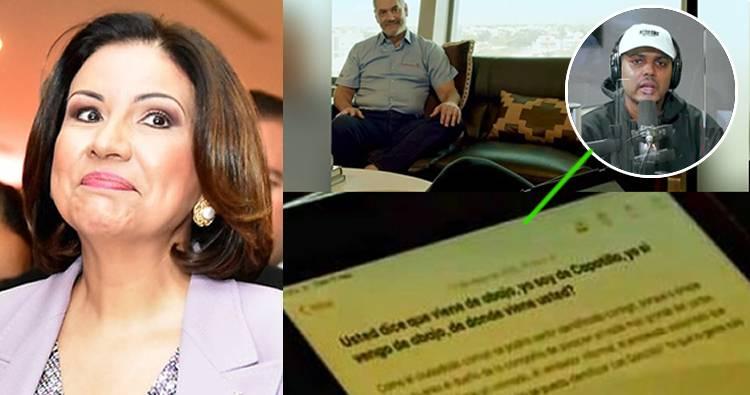Margarita dice entrevista de Santiago Matías a Gonzalo fue excelente y quiere que la entrevisten