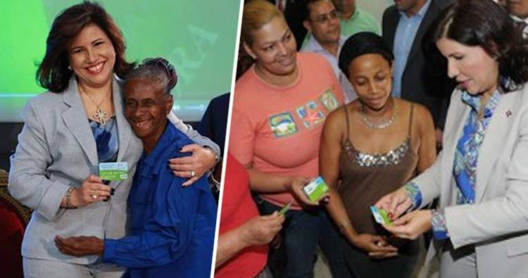 Malestar en el Palacio al insinuarse Margarita Cedeño politiza Solidaridad a favor de Leonel