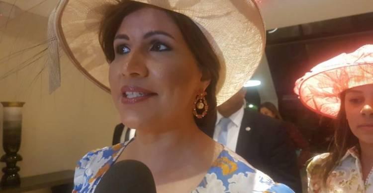 Margarita Cedeño de Fernández declara 51 millones; las redes reaccionan