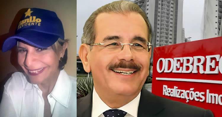Vidente Marilú Viera predice Danilo Medina se va a reelegir