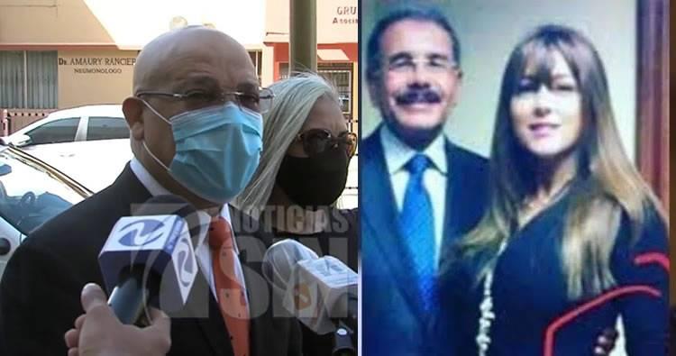 Marino Zapete demandará a Maybeth Rodríguez; la hermana de Jean Alain