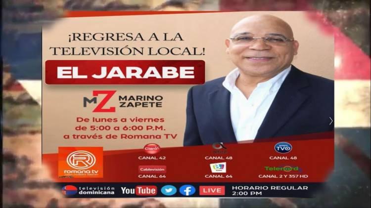 Marino Zapete regresa a la televisión local